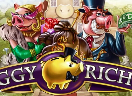 Review of Piggy Riches Casino Slot