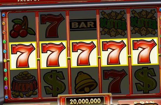 Can you say when a slot machine will hit?