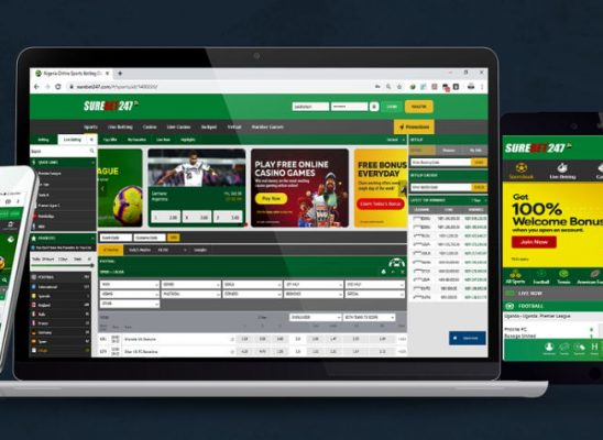 Ideology on online betting sites of Nigeria