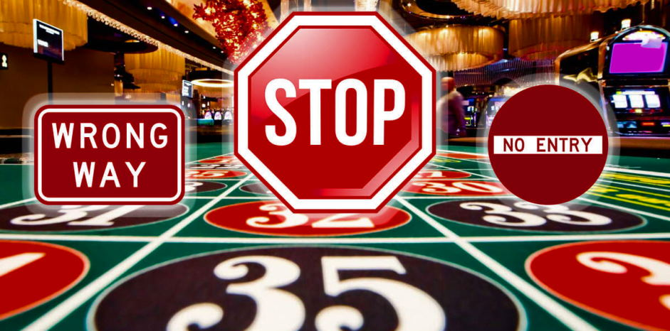 Tips to self-exclude from the online gambling